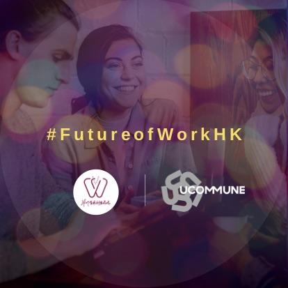 #FutureofWorkHK – a new era for HKMomtrepereneurs