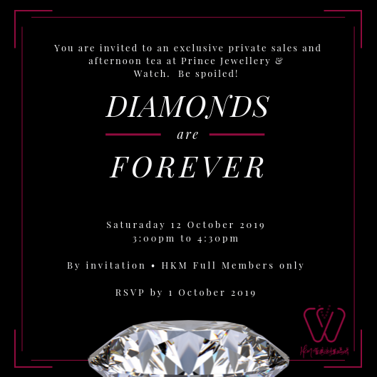 [Members only] Diamonds are forever
